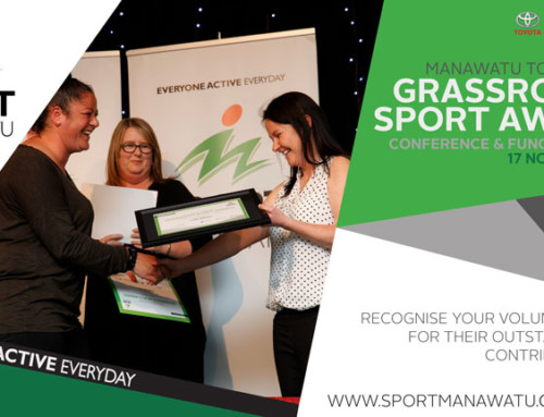 Finalists Announced for the 2017 Manawatu Toyota Grassroots Sport Awards