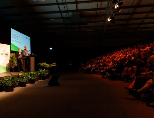 TOP MANAWATU SPORTSPEOPLE CELEBRATED AT ANNUAL AWARDS