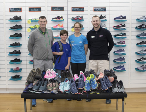 SPORT MANAWATU & SHOE CLINIC HAVE JOINED FORCES TO GET OUR COMMUNITY ACTIVE!
