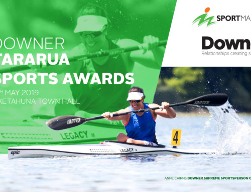 Tararua Sports Awards Finalists & Winners